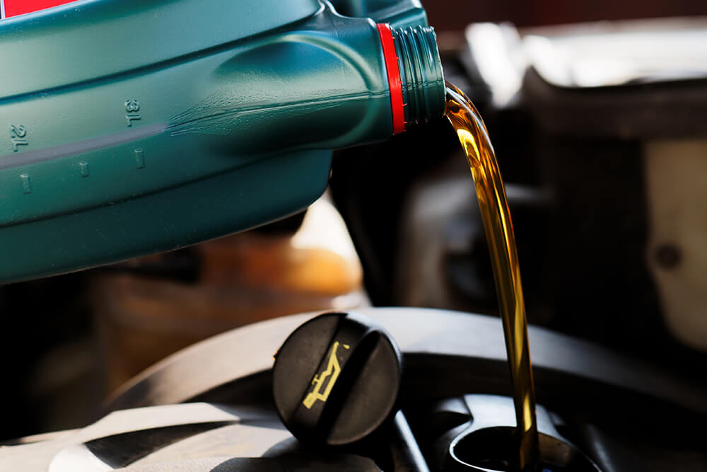 What is the Advantage of Using Synthetic Oil?