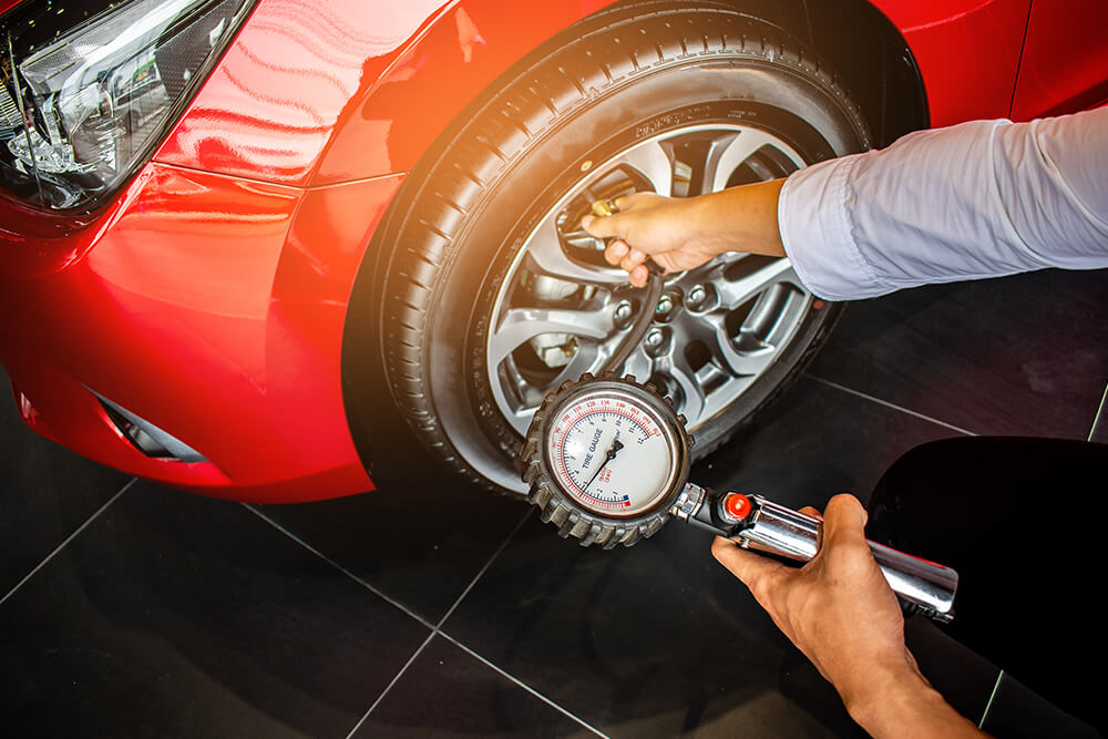 Can Low Tire Pressure Cause Vibration At High Speeds?