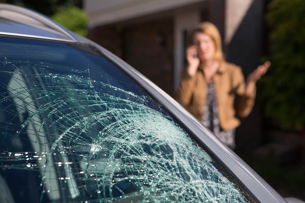 What Are The Different Types Of Windshield Damage?