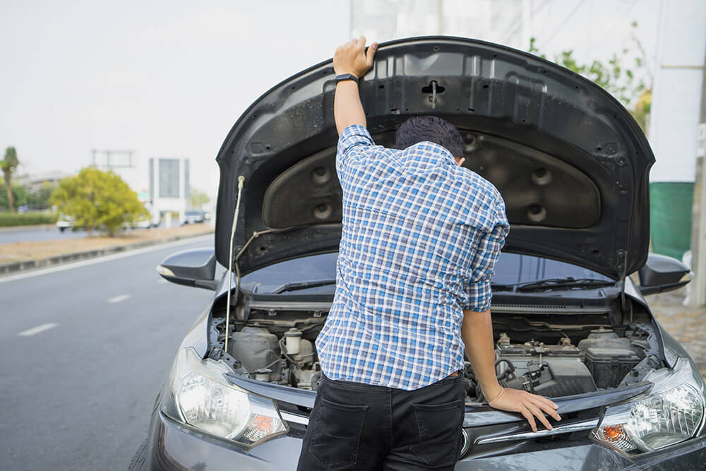 Help! My Car Just Broke Down, What Should I Do?