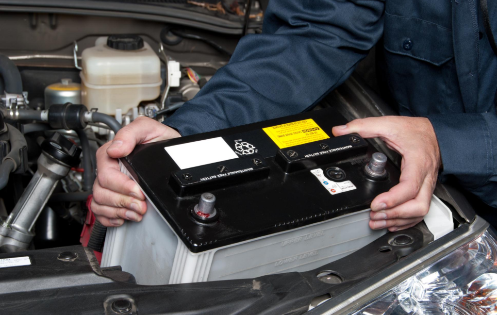 Things You Should Never See on Your Car's Battery